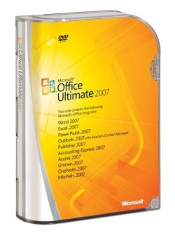 Microsoft Office 2007 Ultimate