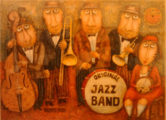 Jazz Band (2009) – Milan Hencl