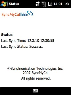 SyncMyCal Mobile