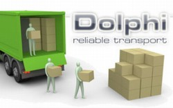 Dolphi Transport logo